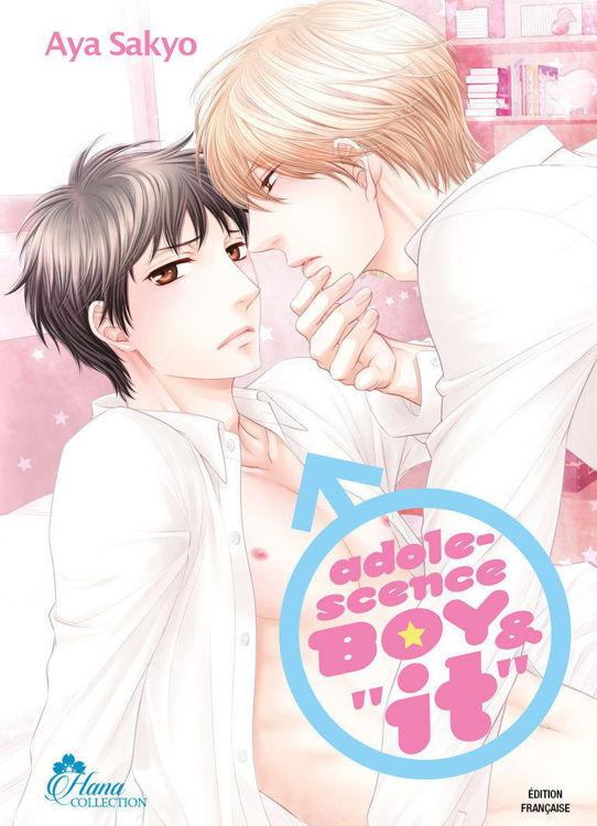 Adolescence Boy & IT