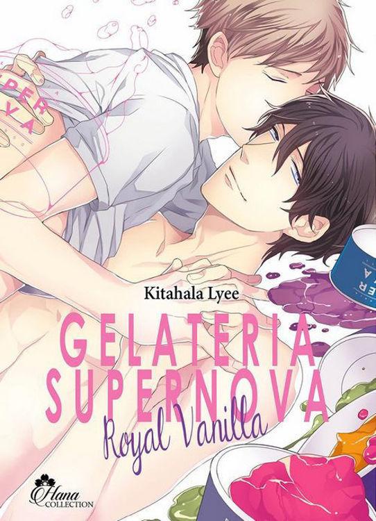 Gelateria Supernova Royal Vanilla