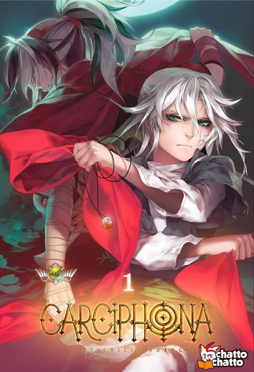 Carciphona - Tome 01