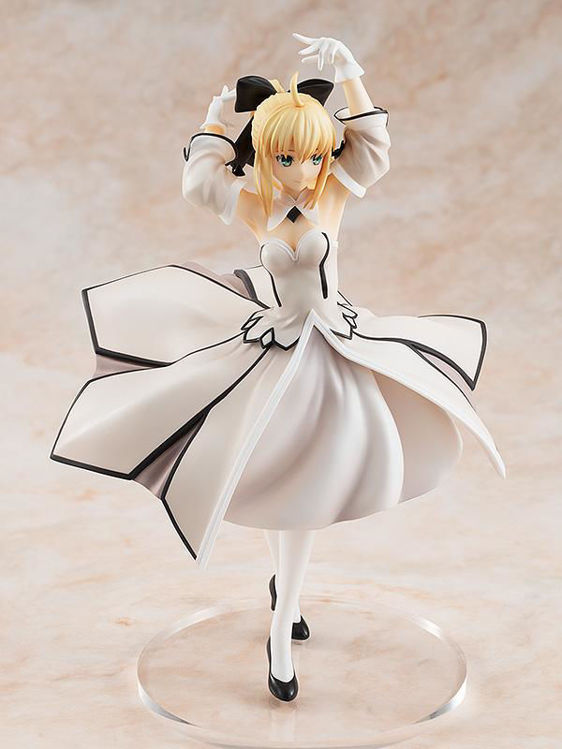 Fate Grand Order - Figurine Saber Altria Pendragon (Lily) Second Ascension