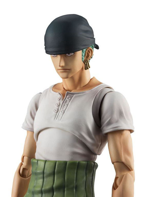 One Piece - Figurine Roronoa Zoro Past Blue