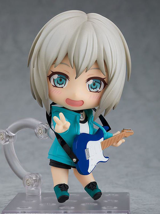 BanG Dream! Girls Band Party - 1474 Nendoroid Moca Aoba: Stage Outfit Ver.