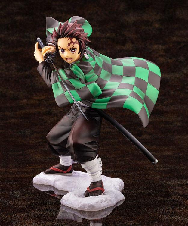 Demon Slayer: Kimetsu no Yaiba - Figurine Tanjiro Kamado