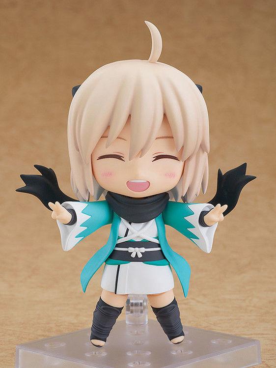 Fate/Grand Order - 1491-DX Nendoroid Saber/Okita Souji: Ascension Ver.