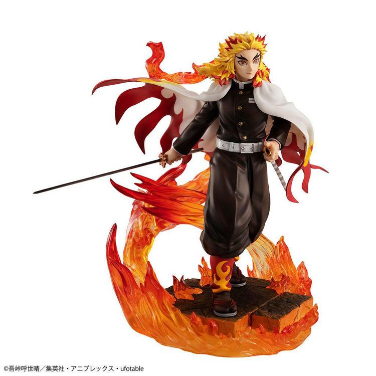 Demon Slayer: Kimetsu no Yaiba - Figurine Rengoku Kyoujurou