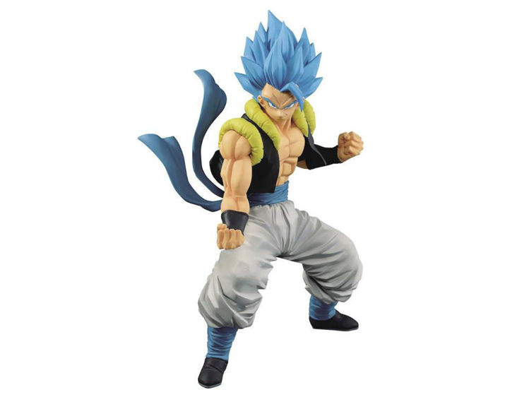 Dragon Ball Super - Figurine Gogeta Super Saiyan God SS