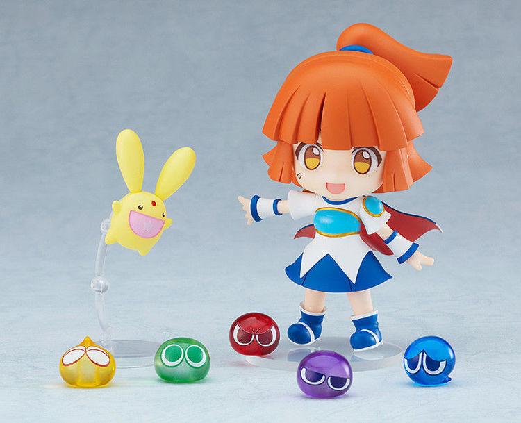 Image de Puyo Puyo!! Quest - 1582 Nendoroid Arle & Carbuncle