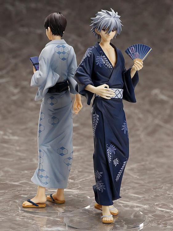 Image de Rebuild of Evangelion - Figurine Shinji Ikari : Yukata Ver.