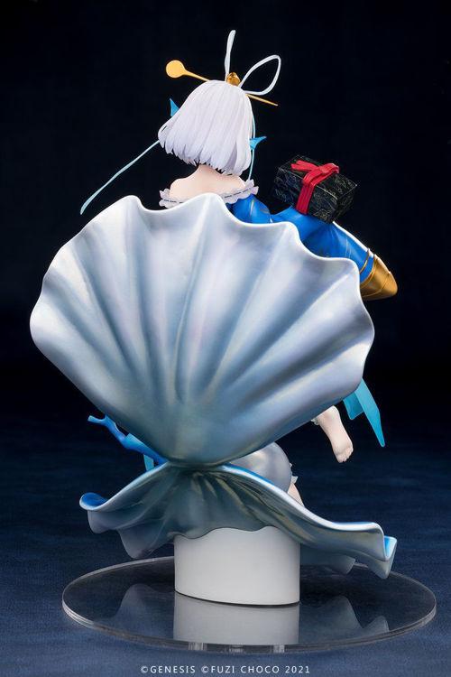 Fantasy Fairytale Scroll - Figurine Oto Hime