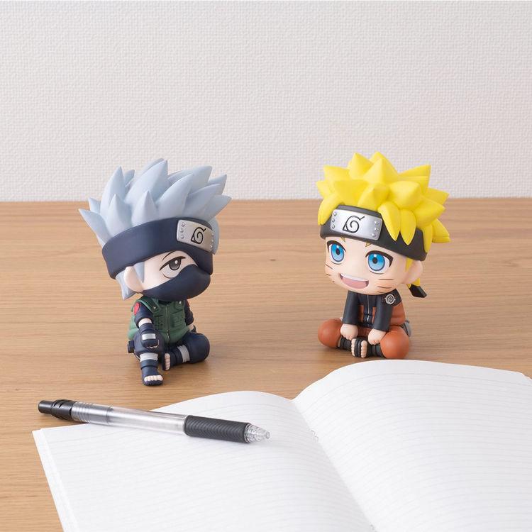 Naruto Shippuden - LOOK UP Uzumaki Naruto & Hatake Kakashi