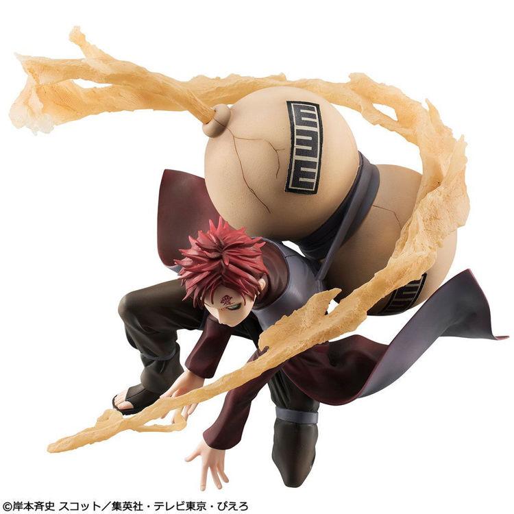 Naruto Shippuden - Figurine Gaara Kazekage