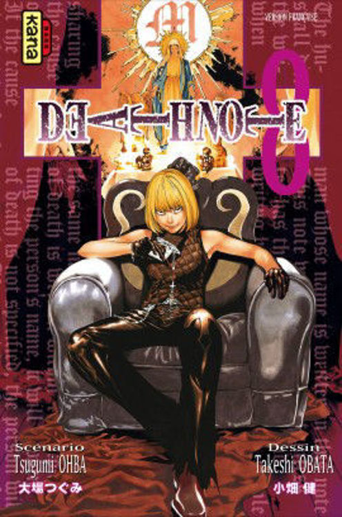 Death Note Tome 08