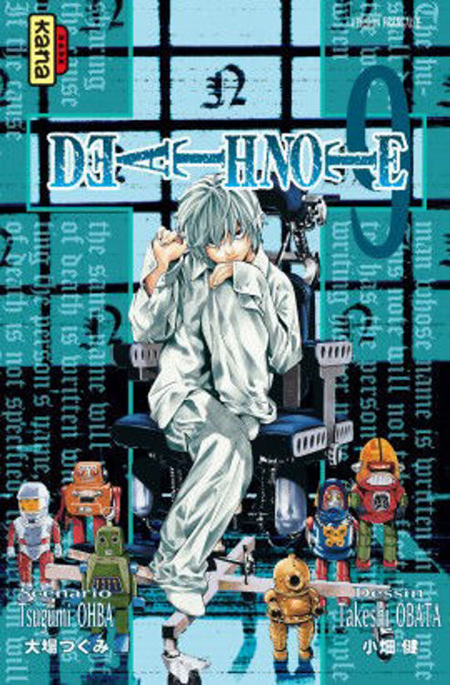 Death Note Tome 09