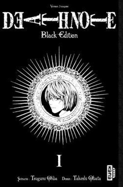 Death Notre Black Edition