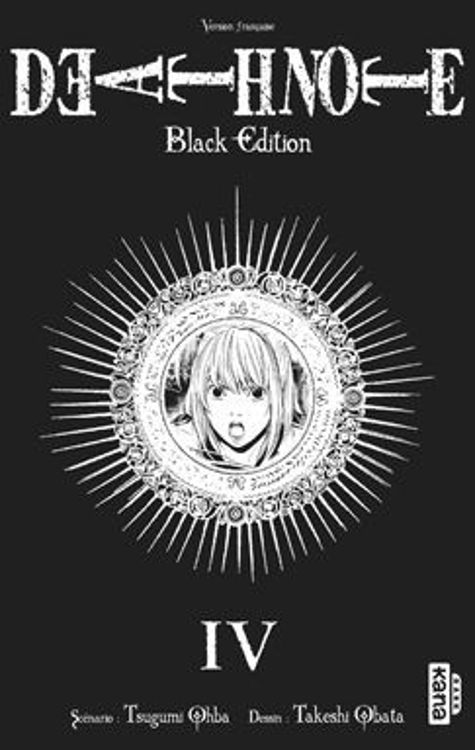 Image de Death Note - Black Edition Tome 04