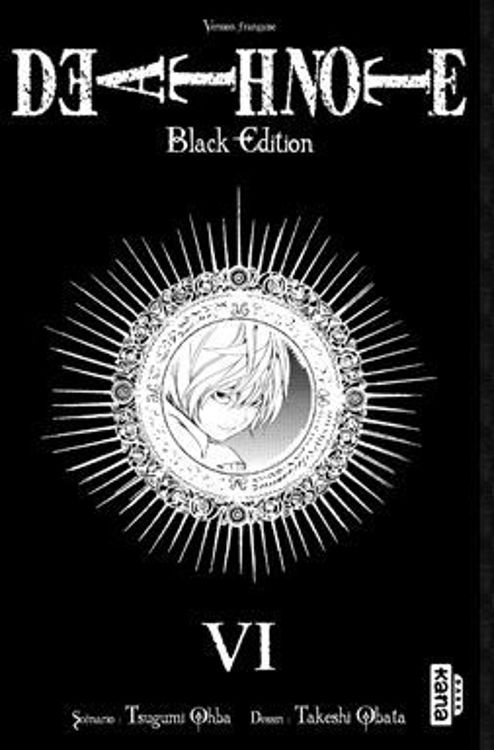 Image de Death Note - Black Edition Tome 06
