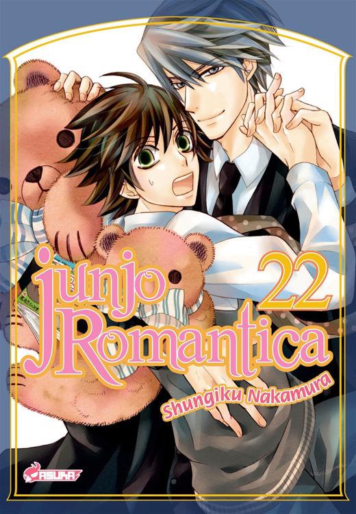 Image de Junjo Romantica Tome 22