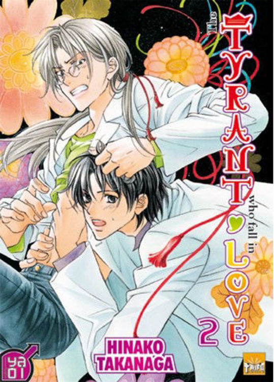 Image de The Tyrant who fall in Love Tome 02