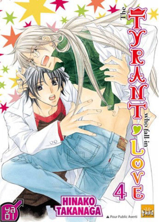 Image de The Tyrant who fall in Love Tome 04