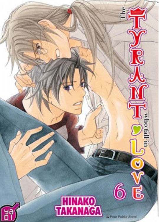 Image de The Tyrant who fall in Love Tome 06