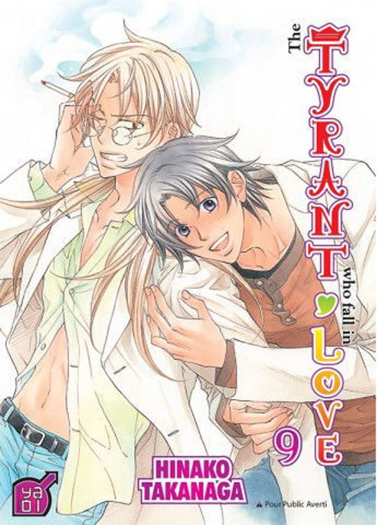 Image de The Tyrant who fall in Love Tome 09