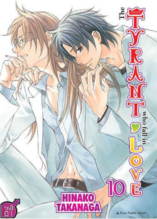Image de The Tyrant who fall in Love Tome 10