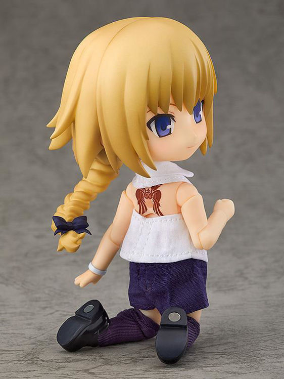 Fate Apocrypha Nendoroid Doll Ruler Casual Ver.
