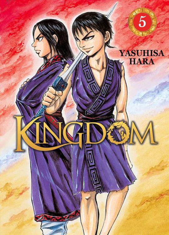 Kingdom - Tome 05