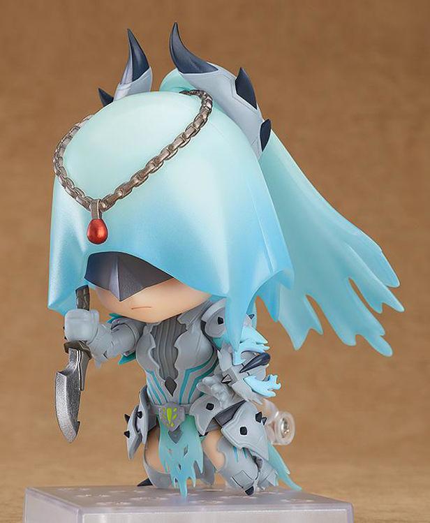 MONSTER HUNTER WORLD - 1025 Nendoroid Hunter Female Zenorajiβ Soubi Edition