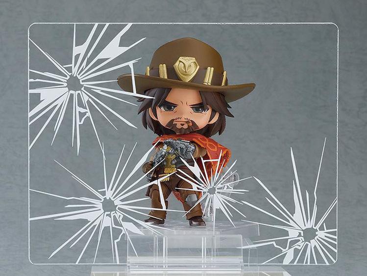 Overwatch - 1030 Nendoroid Mccree