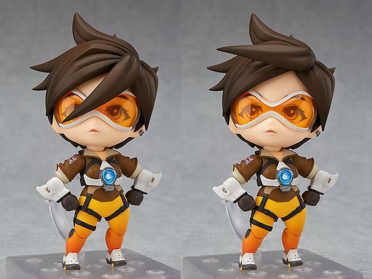 Overwatch - 730 Nendoroid Tracer: Classic Skin Edition