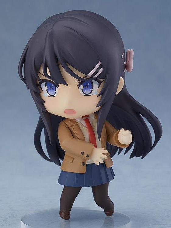 Rascal Does Not Dream of Bunny Girl Senpai - 1124 Nendoroid Mai Sakurajima