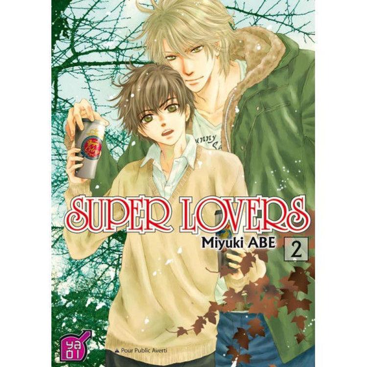Image de Super Lovers Tome 02