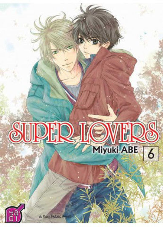 Image de Super Lovers Tome 06