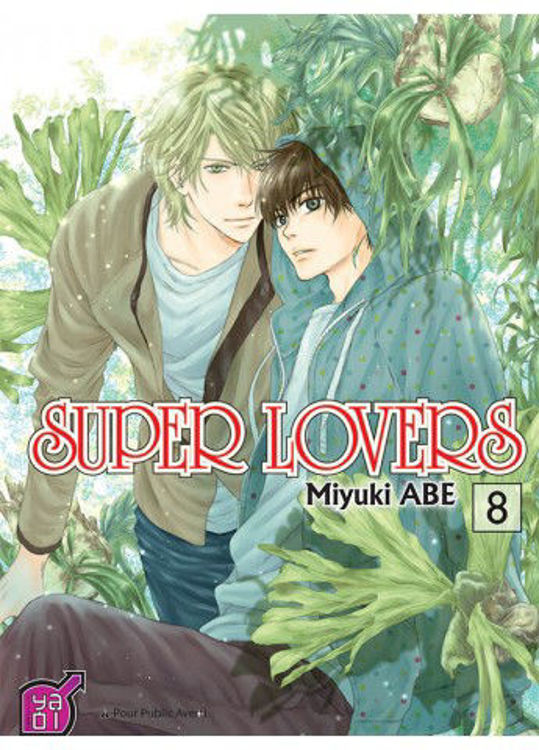 Image de Super Lovers Tome 08