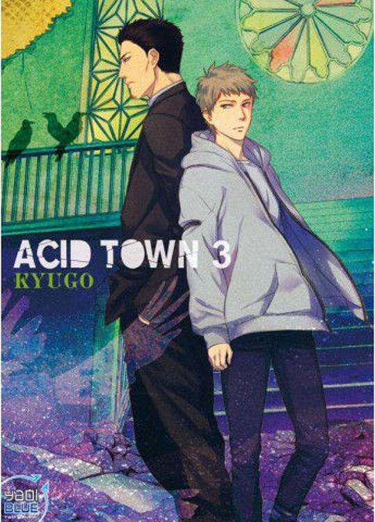 Image de Acid Town Tome 03
