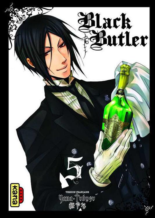 Image de Black Butler Tome 05
