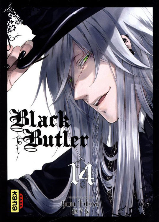 Image de Black Butler Tome 14