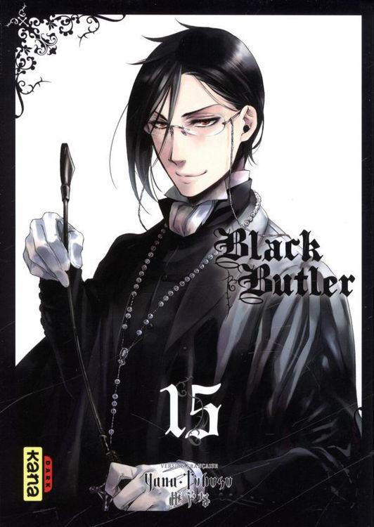 Image de Black Butler Tome 15