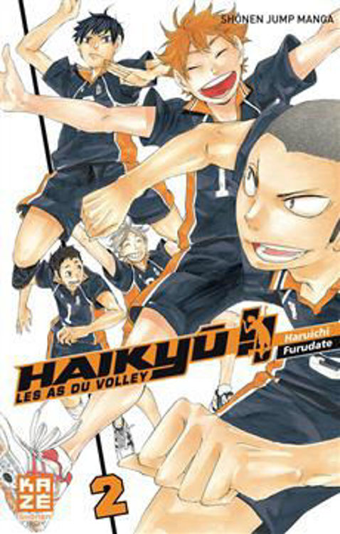 Image de Haikyuu!! - Les AS de Volley Tome 02