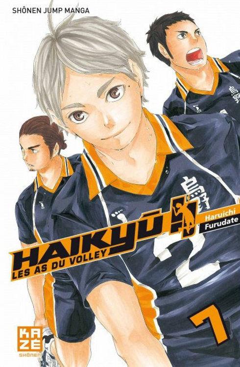 Haikyuu - Les AS du Volley Tome 07