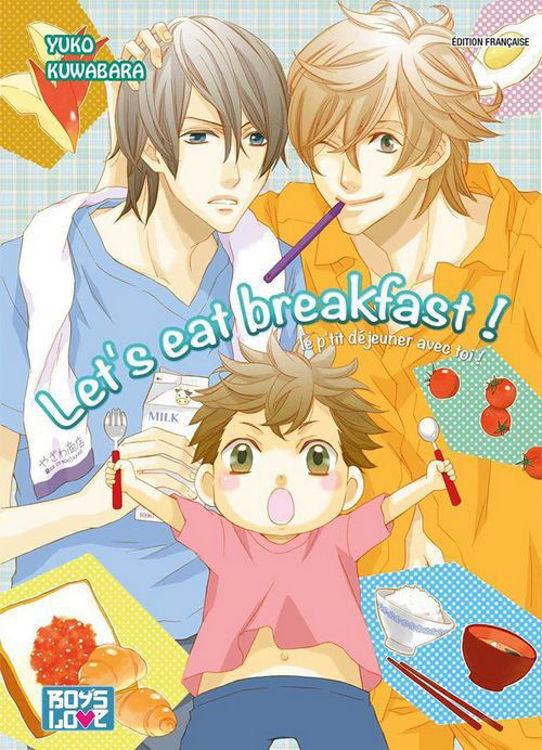 Let's eat breakfast !