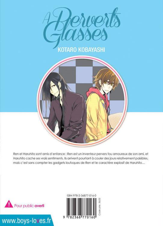 Pervert's Glasses