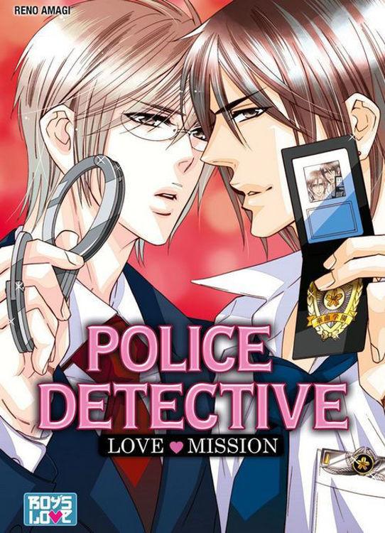 Police Detective - Love Mission