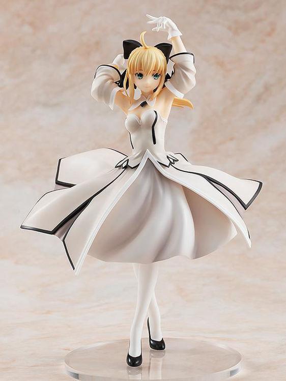 Fate Grand Order - Figurine Saber Altria Pendragon (Lily) Second Ascension
