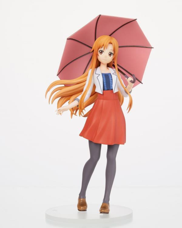 Sword Art Online: Alicization - Figurine Asuna: Casual Outfit Ver.