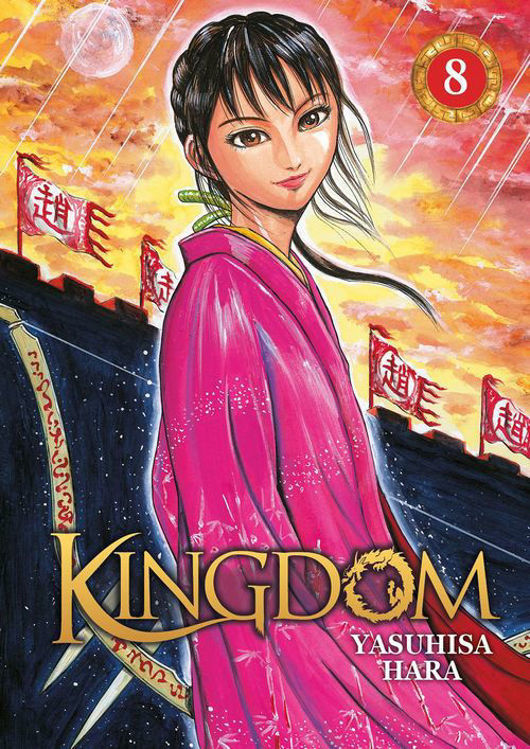 Kingdom - Tome 08