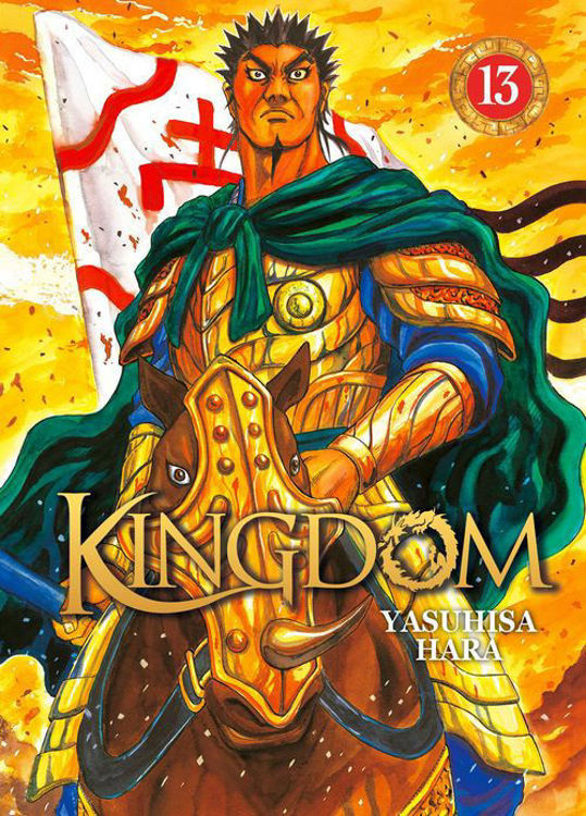 Kingdom - Tome 13