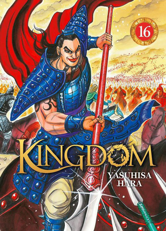 Kingdom - Tome 16