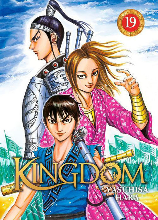 Kingdom - Tome 19